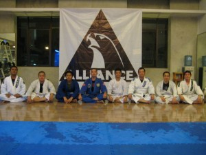 Alliance Jiu-jitsu Indonesia
