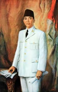Bazuki Abdulah - President Sukarno