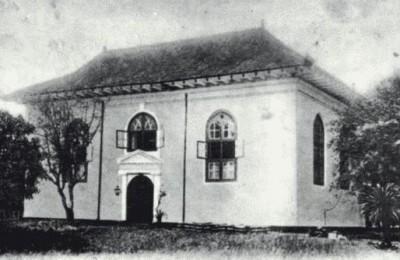 Gereja Sion in 1695
