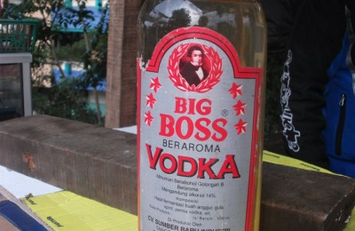Big Boss vodka