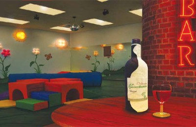 A_Bottle_of_Wine_and_a_Playroom