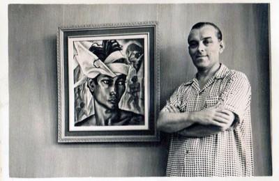 Auke Sonnega, 1956