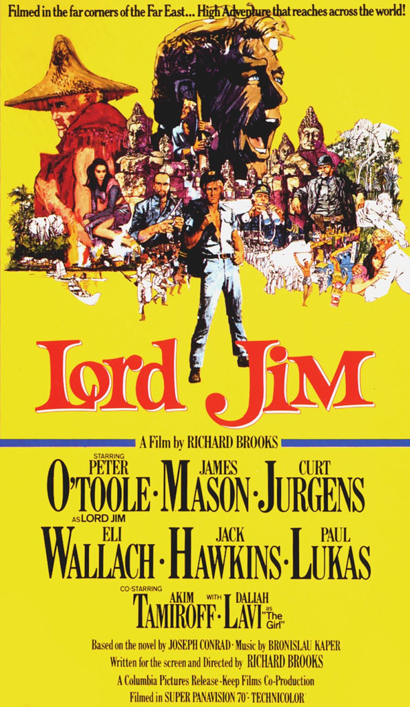 lord jim captain brierly and jim Lord jim is a 1965 film starring peter o'toole, james mason, curd jürgens adventures of a sailor who prowls the far east looking for truth he helps enslaved natives, is raped by a tribal chief and finally sacrifices his life.