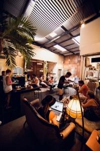 Revolver Cafe in Bali