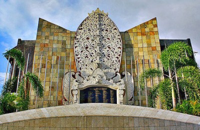 The Bali Bombing Memorial