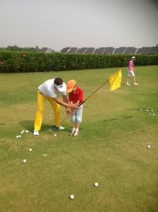 The Expat Golfer