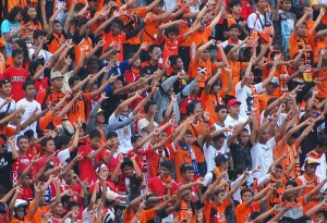 Jak Mania - The Persija Supporters