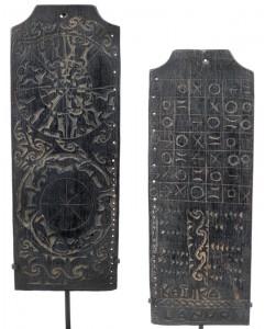 Cosmic Art - Dayak Calendar
