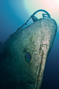 The Boga Shipwreck