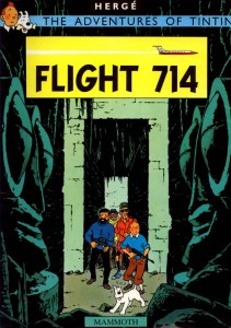 Tintin - Flight 714