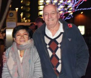 David & Sonja
