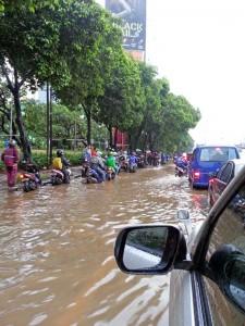 Jakarta The Sinking City