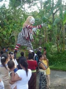 Nyepi - Parade of the demons