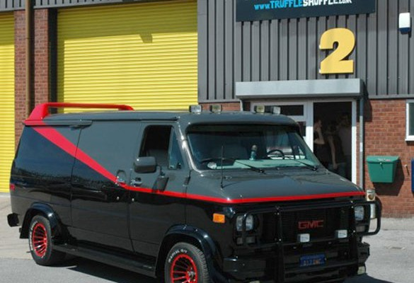 The A Team Van