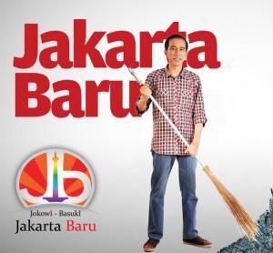 Jokowi-Jakarta Baru