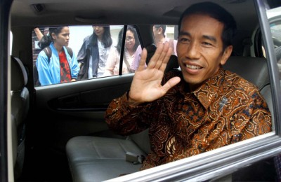 Jokowi-The importance of being there