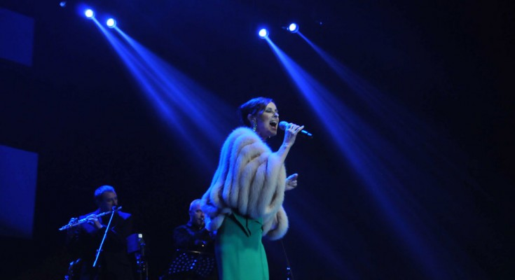 Lisa Stansfield - photo by Dimas Bayu
