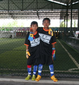 Indonesian Young Football Players