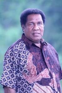 Marcus Wanma - Bupati Raja Ampat