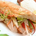 Chicken Satay Sandwich
