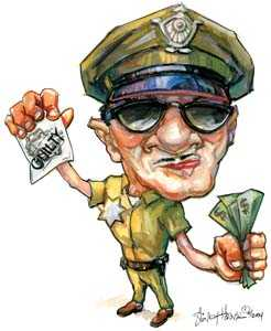 Crooks in Uniform