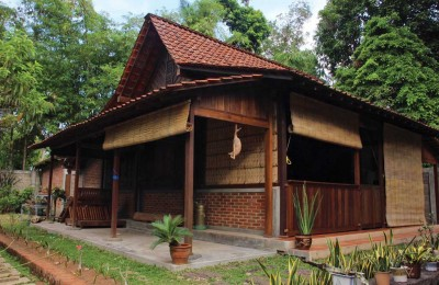 Traditional House of Banyuwangi
