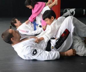 Airam Nogueira - Jiu Jitsu training