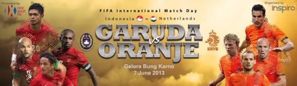Garuda VS Oranje