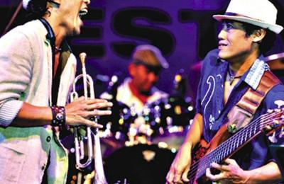 Rio Sidik Jazz Quartet