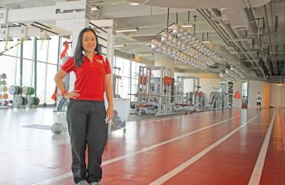 Annisya Yulianti - personal trainer at Jatomi Fitness in Kuningan City