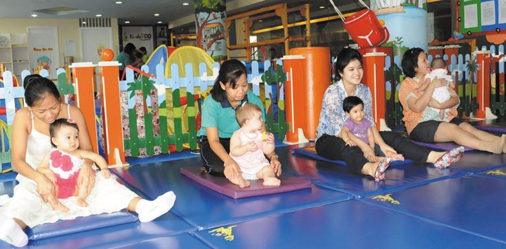 Baby Playgroups in Jakarta