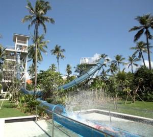 Climax at Waterbom Bali