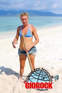 Delphine Robbe - The Eco Warrior