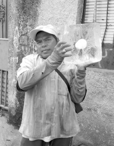 Husin-The Ice Man