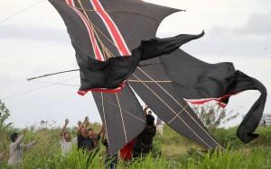Bali Kite Festival 2013