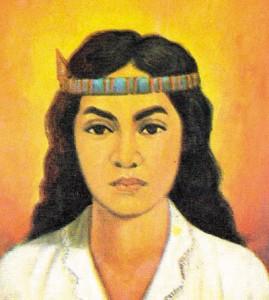 Martha Christina Tiahahu-Pahlawan Wanita Indonesia
