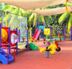 Playground at Kemang