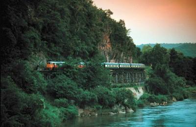 Trans-Asia Rail Rides