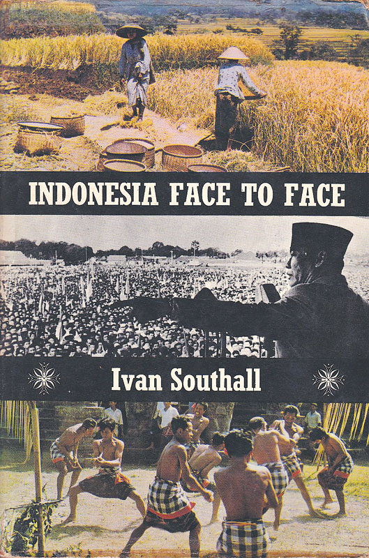 Book - Indonesia Face To Face