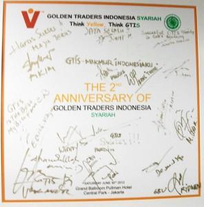 GTIS Anniversary