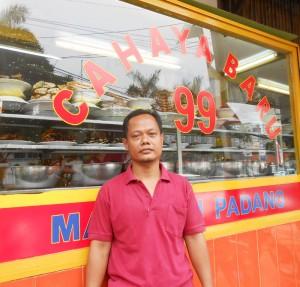 Hadi The Padang Restauranteur