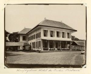 Hotel des Indes - Batavia