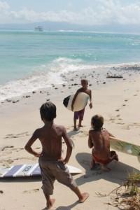 Boy Surfers