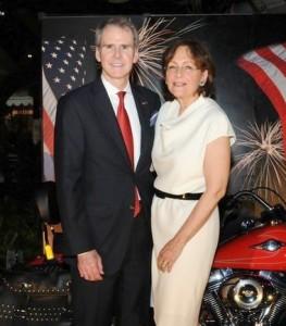 Rebecca Riley & David Carden