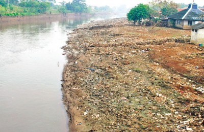 The Citarum River courtesy of Avax News