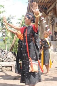 Tolelela - mass tribal dance