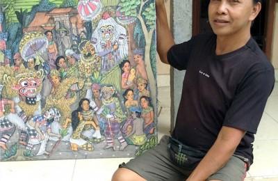 Wayan the Ubud Painter