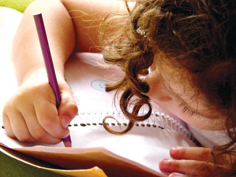 Writing by Kids and for Kids