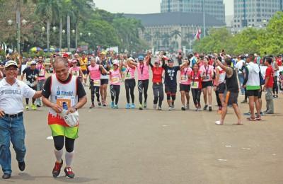 The Jakarta Marathon 2013