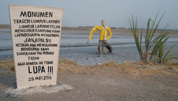 Twisted Tourism at East Java's Lapindo Mud Spill